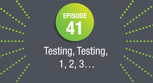 Episode 41: Testing, Testing,1, 2, 3… ft. Tim Kachuriak of NextAfter