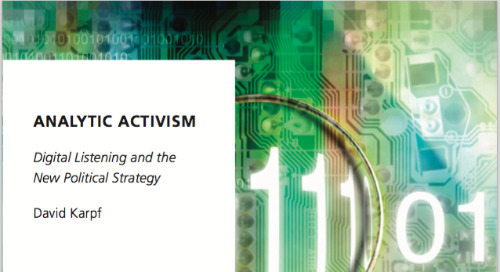 Analytic Activism-Download a chapter