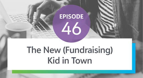 Episode 46: The New (Fundraising) Kid in Town ft. Jerusha Schmalzel