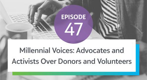Episode 47: Millennial Voices: Advocates and Activists ft. Derrick Feldmann