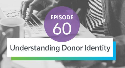 Episode 60: Understanding Donor Identity