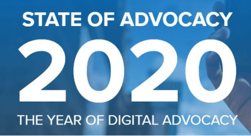State of Advocacy 2020: The Year of Digital Advocacy