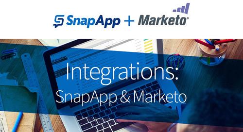 SnapApp & Marketo Advanced Integration