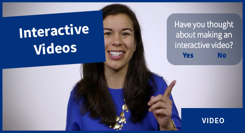 [Interactive Video] What is Interactive Video?