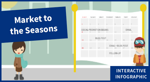 [Interactive Infographic] How to Market to the Seasons