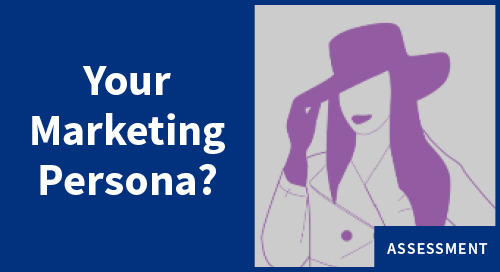What's Your Marketing Persona?