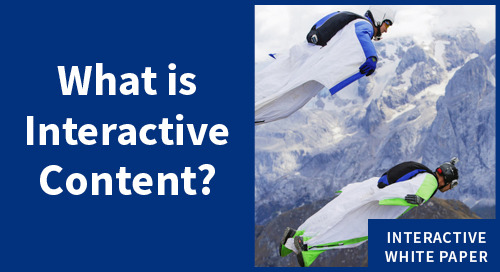 [Interactive White Paper] What is Interactive Content?