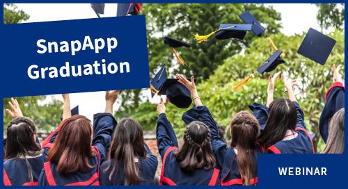 SnapApp Summer School Graduation!