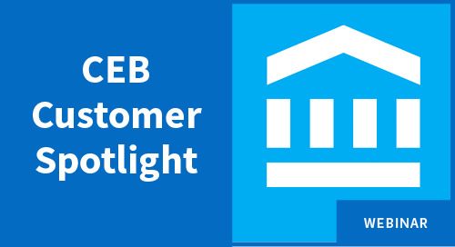 Customer Spotlight: CEB's Secret Sauce For Increasing Pipeline