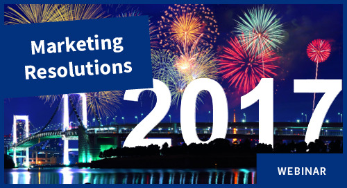 Marketing Resolutions: Things to Try in 2017