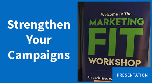 Vanessa Porter: Strengthening Your Campaigns