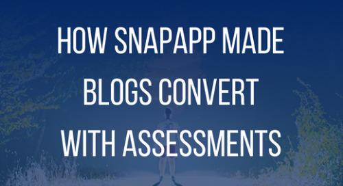 Mini Customer Story: In-Blog Assessments