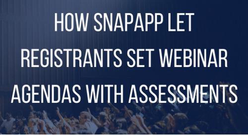 Mini Customer Story: Pre-Webinar Assessment