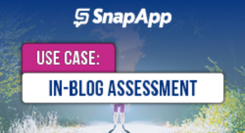 How SnapApp Made Blogs Convert With In-Blog Assessments
