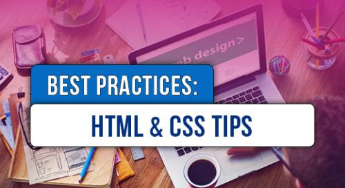 HTML & CSS Cheat Sheet