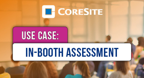 How CoreSite Drove Event Engagement With an In-Booth Assessment