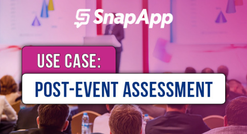 How SnapApp Streamlined Event Followup With Assessments
