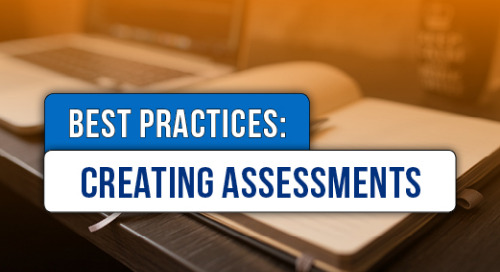 Best Practices: Assessments
