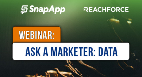 Ask A Data-Driven Marketer!