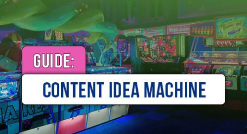 The Content Idea Machine