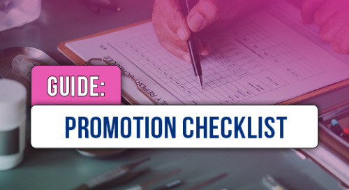 Interactive Content Promotion Checklist