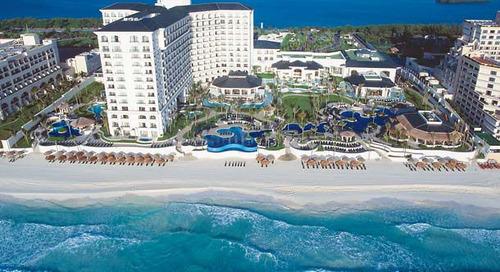 Site Visit on Demand: Cancun Resort's JW Marriott & Marriott