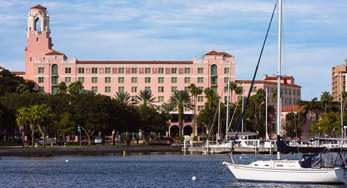 Site Visit on Demand: The Vinoy® Renaissance St. Petersburg Resort