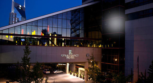 Site Visit on Demand: Renaissance Nashville Hotel