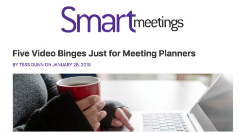 5 Video Binges Just For Meeting Planners