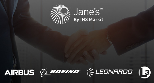Top reasons why our market-leading customers choose Jane's as an Advertising Partner