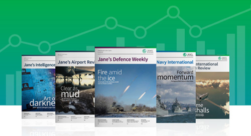 Why decision-makers have Jane's magazines on their desks?