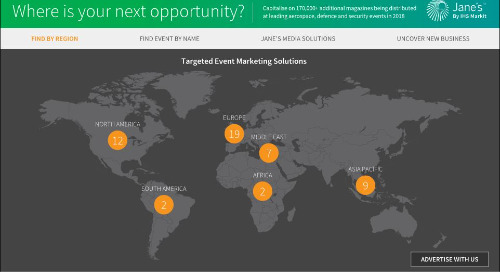 Which regions should you target in your marketing plan?