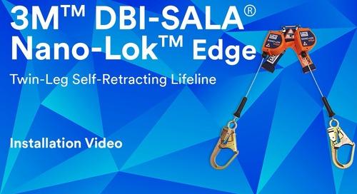 Twin-Leg Self-Retracting Lifeline Installation Video