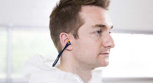 Is your hearing protection...