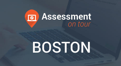 Assessment on Tour: Boston Recap