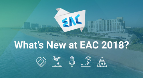 What's New at EAC 2018