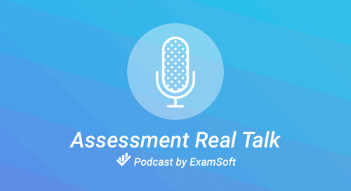 "Assessment Real Talk Podcast ""Premiere"""