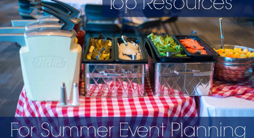 Top Resources for Summer Company Event Planning (FREE Downloads!)
