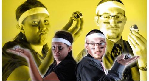 Baudville Games: Limber Up Your Fingers for Office Soccer!