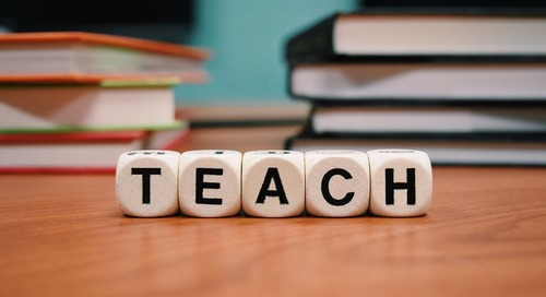 Show Your Appreciation for America's Educators!