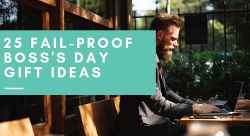 25 Boss's Day Gift Ideas