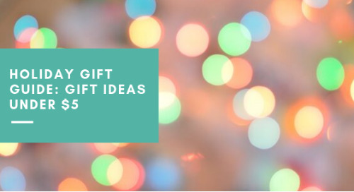 Holiday Gift Guide: Employee Gift Ideas for Under $5