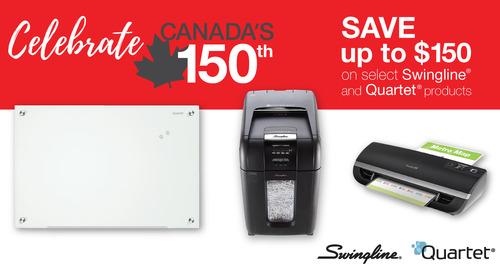 Celebrate Canada's 150th!