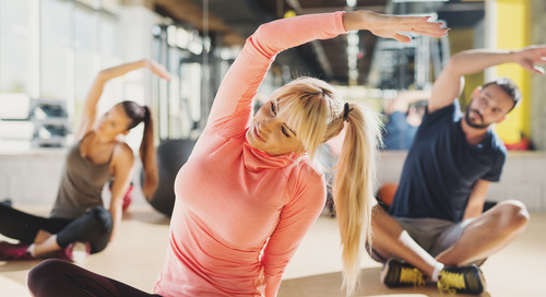 Staying Fit When You Have a Desk Job