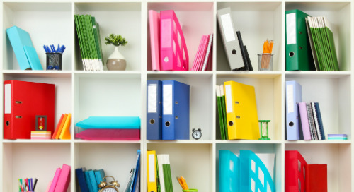 3 Tips For Getting Your Office Organized In The New Year