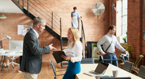 3 Steps to a Modernized Workplace Employees Love