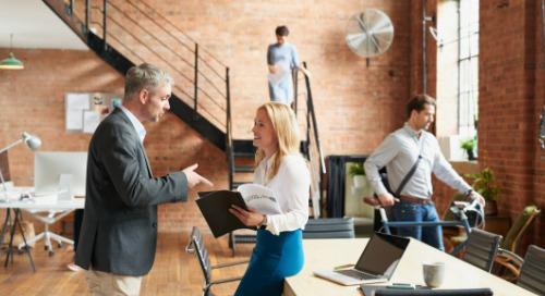 Trois étapes vers un milieu de travail moderne que les employés adorent