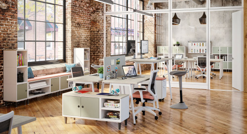 Love Your Office: 4 Great Ideas to Refresh Your Space
