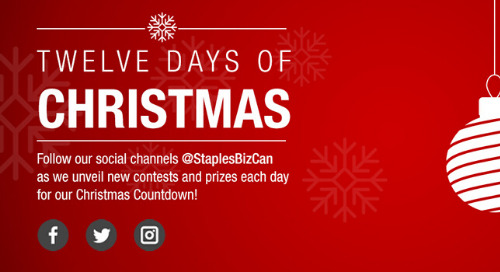 12 Days of Christmas Giveaways 2019
