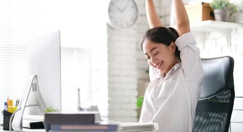 Comment aménager un bureau ergonomique à domicile